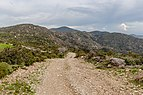 Dirt road in Agios Andronikos, Northern Cyprus 02.jpg