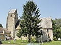 Dissé-sous-Ballon (Sarthe) église (02).jpg