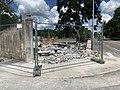 Distributeur bancaire Société générale de Beynost explosé au gaz (tentative d'effraction) en juin 2020 (1).jpg
