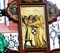 Doberan Münster - Triumpfkreuz 2 Jakobsleiter.jpg