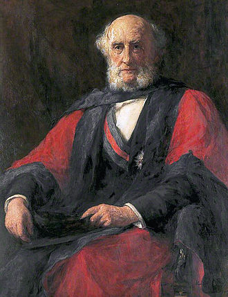Donald Currie - Donald Currie (Walter William Ouless, 1907)