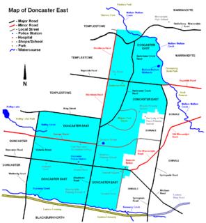 Doncaster East, Victoria Suburb of Melbourne, Victoria, Australia