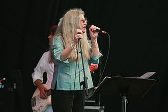 Donna Jean Godchaux - Donna Jean Godchaux in 2008