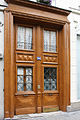 Door, 96 rue de Turenne, Paris 2010.jpg