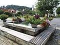 Dorfbrunnen von Bad Blumau.JPG