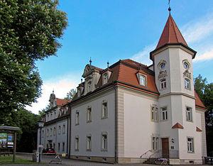 Lossatal - Dornreichenbach castle