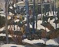 Dorothea A. Dreier - Winter Wood Scene, before 1923.jpg