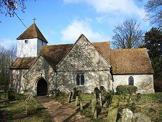 Dorton Human settlement in England
