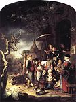 Dou, Gerard - The Quack - 1652.jpg