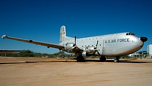 28th Military Airlift Squadron - Douglas C-124 Globemaster II as flown by the 28th MAS