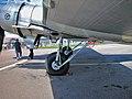 Douglas DC-3 landing gears Kapten Kaos.jpg