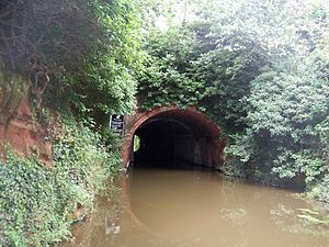 Chesterfield Canal - Drakeholes Tunnel in 2007