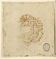 Drawing, Design for a Brooch with Winged Boy, 16th century (CH 18128487).jpg