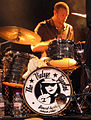 Drummer of The Vintage Gigolos 2012.jpg