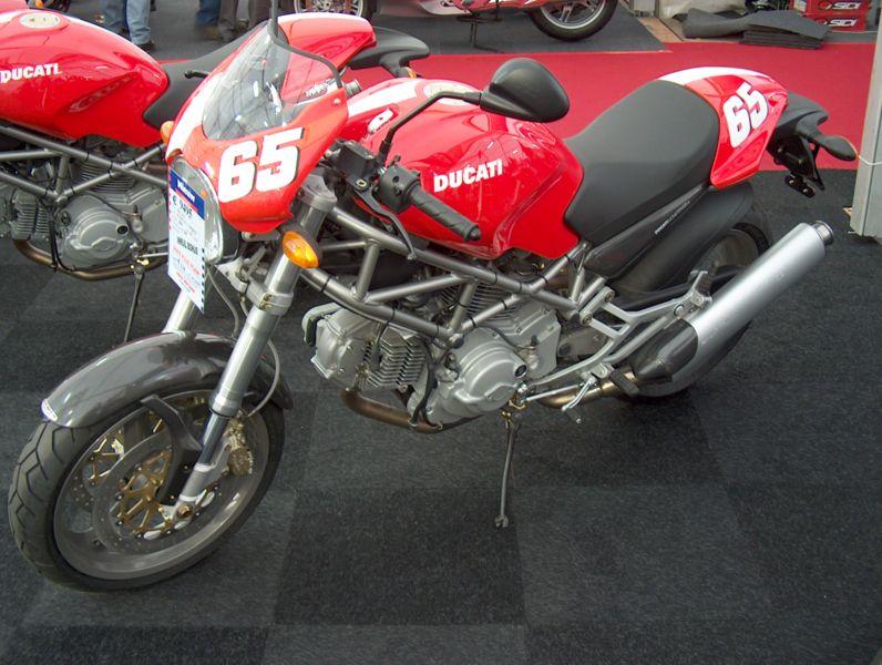 Ducati Monster Ie Nada