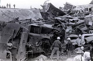 San Bernardino train disaster