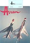 Dummy cover for Lynn Garrison magazine AVIAN.jpg