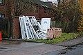 Dumped door frames, Cattell Road, Warwick.jpg