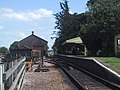 Dunster station on the West Somerset Line - geograph.org.uk - 1398596.jpg