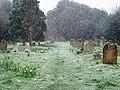 Dunwich cemetery, Easter 2008 - geograph.org.uk - 973675.jpg
