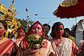 Durga Idol Immersion Procession - Baja Kadamtala Ghat - Kolkata 2012-10-24 1463.JPG