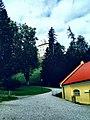 Dvorac Trakošćan (Trakostyan Castle - Croatia) - panoramio (18).jpg
