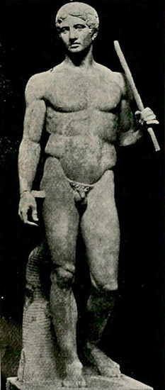EB1911 Greek Art - Doryphorus of Polyclitus.jpg