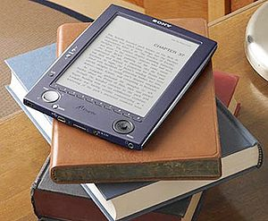 A Picture of an eBook