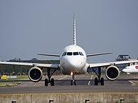 EC-JSY - A320 - Vueling