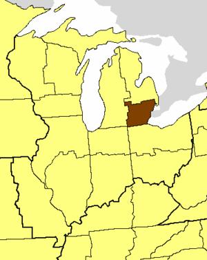 Episcopal Diocese of Michigan - Image: ECUSA Michigan