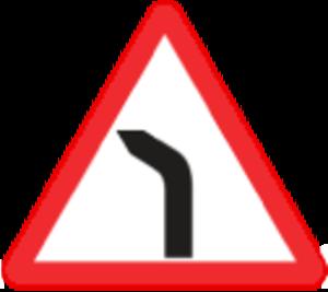 Road signs in Estonia - Image: EE traffic sign 142
