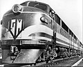 EMD FT GM 103 in 1940.jpg