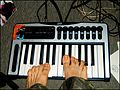 ESI NeON 25-key MIDI Keyboard Controller with USB Audio IO - KEYBOARD-FEET.jpg