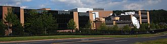 ESPN headquarters in Bristol, Connecticut ESPN HQ.jpg