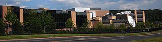ESPN - ESPN headquarters in Bristol, Connecticut