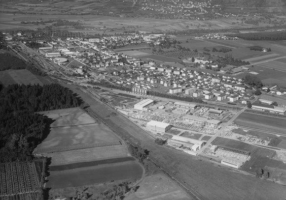 Landquart Bltenweg Richtung Rrttigau - Igis - Microsite