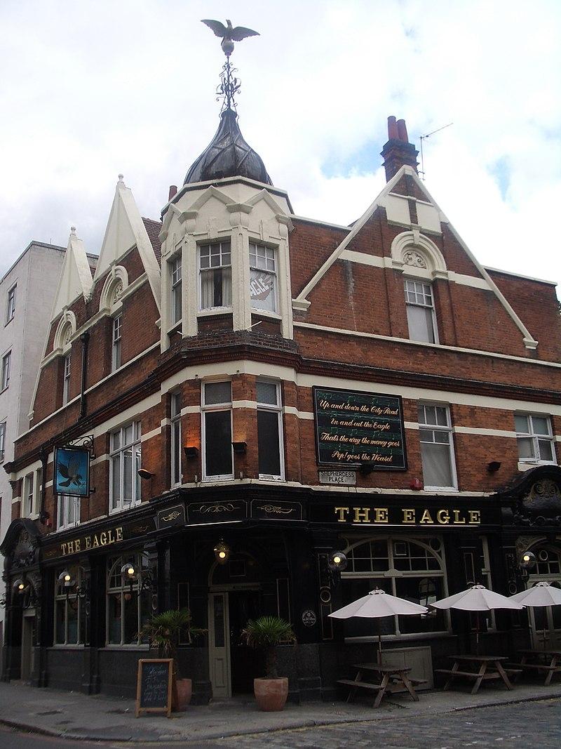 Eagle City Road London 2005.jpg