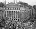 East side of Legislative Building under construction, Washington State Capitol group, Olympia, October 17, 1924 (WASTATE 1890).jpg