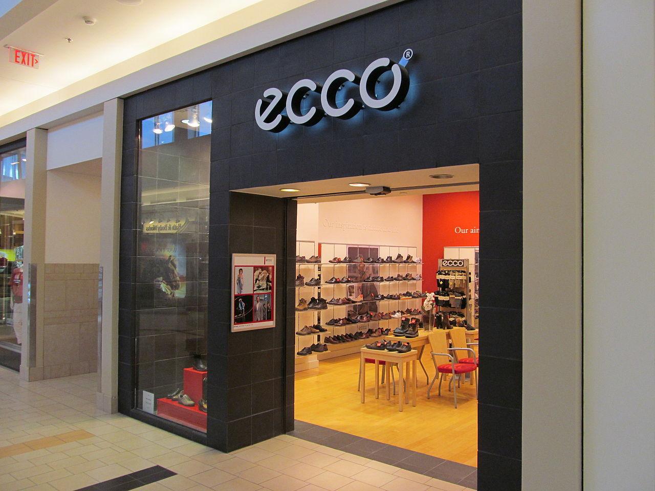 ECCO - модная обувь, сумки, аксессуары из кожи и