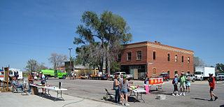 Eckley, Colorado Statutory Town in Colorado, United States