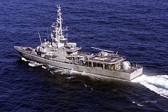Ecuadorian Navy - Image: Ecuadorian navy ship ESMERALDAS