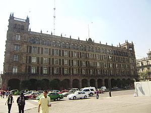Edificio de Gobierno del Distrito Federal
