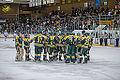 Edmonton Oilers Rookies vs UofA Golden Bears (15252360836).jpg
