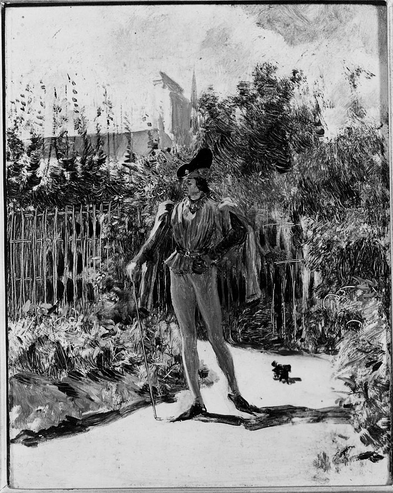 Eduardo Zamacois y Zabala - Man in Sixteenth-century Costume in a Garden - RES.29.29 - Museum of Fine Arts.jpg