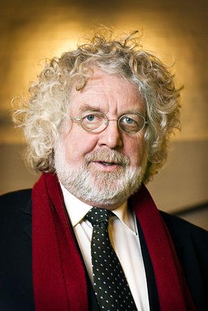 Edvard Hoem - Hoem at the 2006 Nordic Council Literature Prize