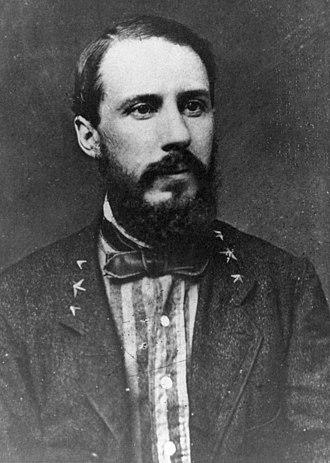 Edward Porter Alexander - Edward Porter Alexander photo taken between 1862 and 1864