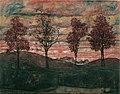 Egon Schiele - Vier Bäume - 3917 - Österreichische Galerie Belvedere.jpg