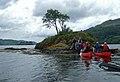 Eilean Dearg in Loch Ruel or Loch Riddon. - geograph.org.uk - 1478302.jpg