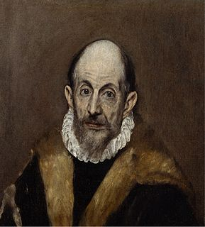 El Greco Greek painter, sculptor and architect of the Spanish Renaissance (1541 – 1614)