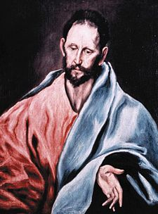 El Greco - St. James the Less (Glens Falls).JPG